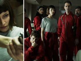 La Casa De Papel Season 3 Will There Be Another Series Of Money