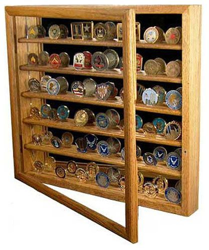Military Coin Display Case Mirror Back Creative Diy Display Case Ideas For Inspiration Tag Diy D Coin Display Case Military Coins Military Coin Display