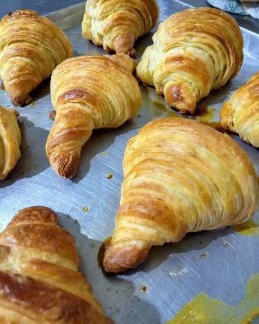 Resep Croissant Butter Oleh Vincentius Henvin Apries Resep Ide Makanan Resep Makanan