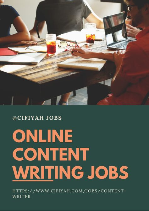 Online content writing jobs with daily payouts