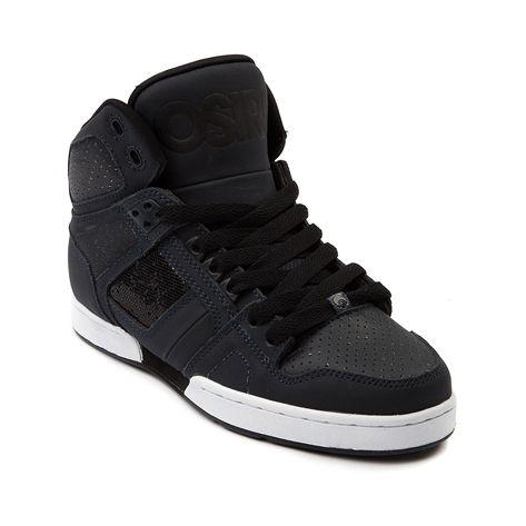 Charcoal//Black Suede//Mesh Skate Shoe OSIRIS 13421682 TECHNIQ VLC Mn´s M