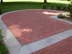 Red Brick Paver Patio Yahoo Image Search Results Brick Patios
