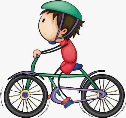 Cycling Cartoons Bicycle Cartoon Cartoon Characters Png Transparent Clipart Image And Psd File For Free Download Bicycle Cartoon Cycling Design