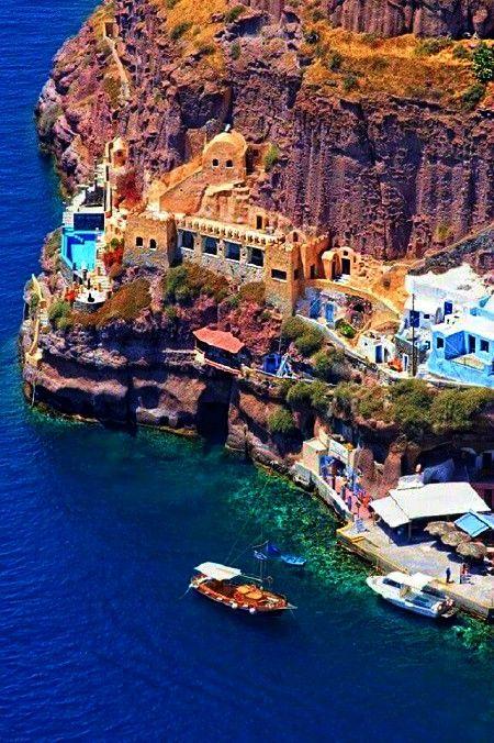 Fira Santorini Island Greece Fira Santorini Santorini Island Greece Places In Greece