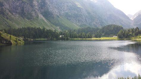 KA - Lago di Cavloc - Maloja
