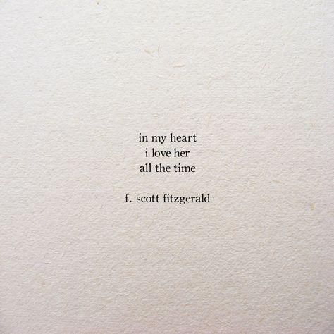 F. Scott Fitzgerald / The Great Gatsby