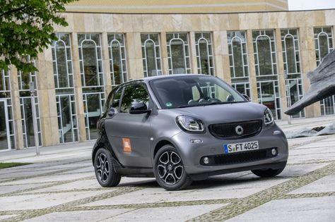 Mega Sound Im Smart Forgigs Smart Fortwo Und Daimler Ag