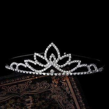 Diadem Tiara Korona Ozdoba Do Wlosow Opaska T2 7144273392 Oficjalne Archiwum Allegro Crown Jewelry Jewelry Crown