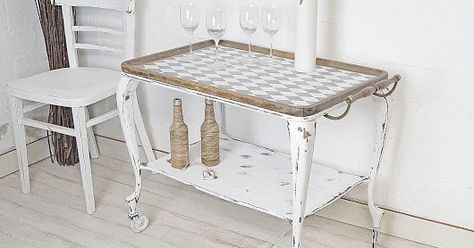 Great Tv Bank Shabby Chic With