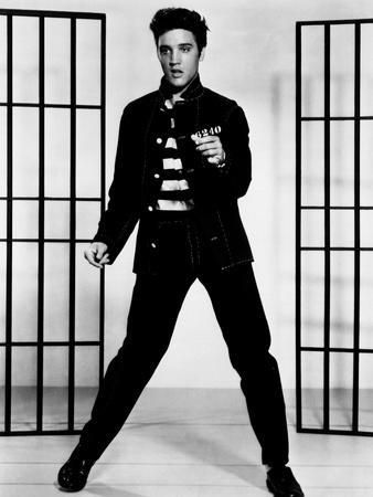 Jailhouse Rock Elvis Presley 1957 Photo In 2020 Elvis Presley