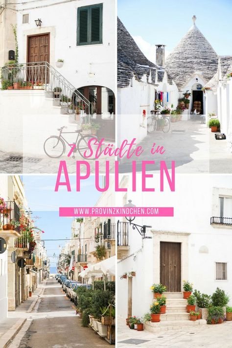 Our road trip through Italy: Puglia and the many charming cities in Ap ...  - Verreisen -   #