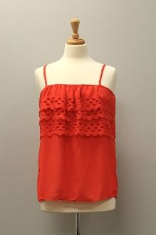 Cut It Out In Coral