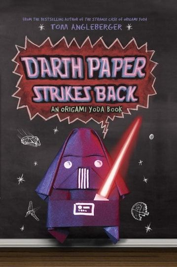 Pin By 139 Inspired Author Lori Yar On Books We Love In 2020 Origami Yoda Book Origami Yoda Star Wars Origami