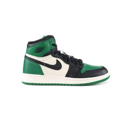 Air Jordan 1 Retro High Og Gs Pine Green Aj01 575441 302