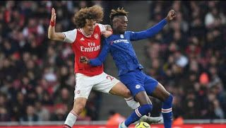 Titus Maxwell Chelsea Share Points With Arsenal In A London Derb Football Analysis Football Match Hector Bellerin