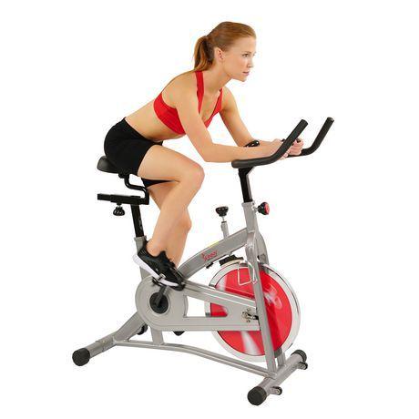 Sunny Health Fitness Sf B1421 Indoor Cycling Bike In 2020 Biking Workout Indoor Cycling Bike Indoor Cycling