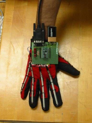 UT Austin ME Department MECHATRONICS LAB - Project: DataGlove - An ...