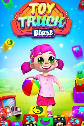 Toy Truck Blast Ready 2 Go Game App Source Code - Reskin