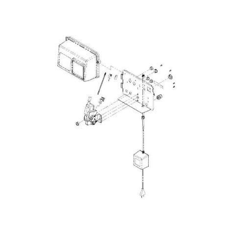 Bloc injecteur 1/2 - 5C - 2750 - APF24178