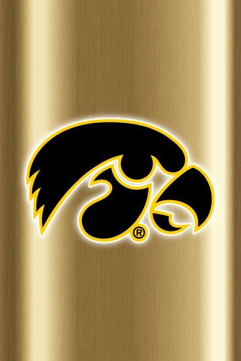 Pin By Patrick V On College Logo S Iowa Hawkeyes Iowa
