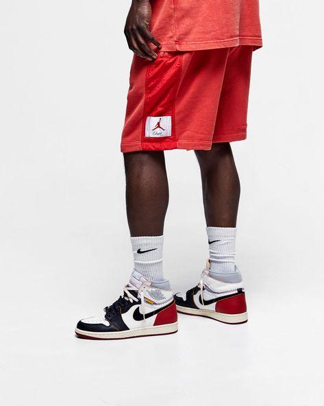 Can You Wear Jordan 1 With Shorts