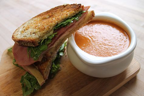 1-30-15 Grilled Cheese from the Red Lion Inn