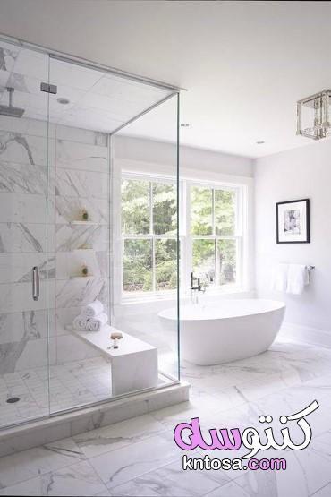 تصاميم حمامات حديثة2020 حوض استحمام ارضي تصميم الحمامات Pdf Bathroom Design Bathrooms Remodel Luxury Bathroom
