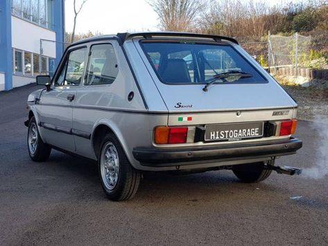 Fiat 127 Sport Steyr