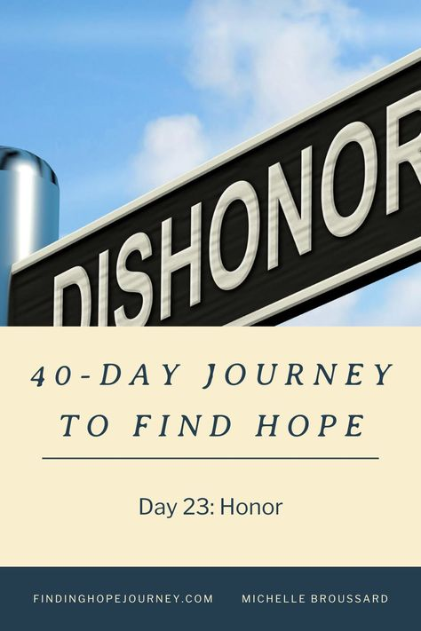 Do you honor people with your words and actions? Do you speak words that are respectful? Do you honor yourself with your words? Click to find out what it means to honor someone. #hope #hopequotes #findinghope #christianencouragement #honor #christieancounseling #peace