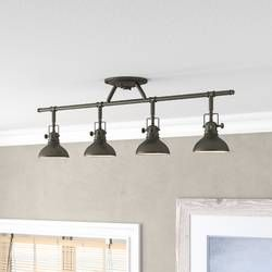 on sale f4a3d f0799 Benny Flex Rail 6-Light Track Lighting Kit | Kitchen in 2019 ...