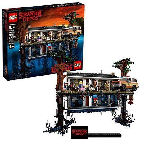 LEGO Stranger Things The Upside Down 75810 Building Kit - Standard