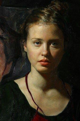 Pin De Marisa Mott En Art Pintando Retratos Retratos Pintura De Retratos