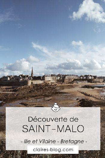 Je Vous Emmene Avec Moi A La Decouverte Des Plages De Saint Malo