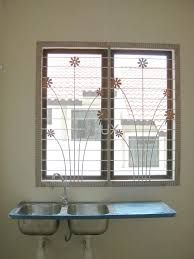 Image Result For Tamilnadu House Window Grill Designs Window Grill Design Grill Design House Design
