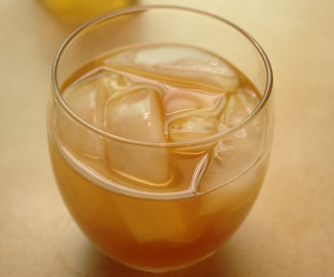 Apple Pie: Vanilla Vodka, Apple Cider, Ice and Cinnamon. I'm thinking the warm version would be great too!