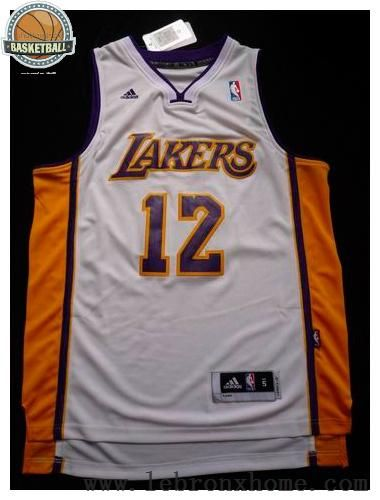 84308e77622 ... Los Angeles Lakers 12 Dwight Howard Yellow NBA Jersey Kaitlyn Badal  Pinterest Dwight howard and Los ...