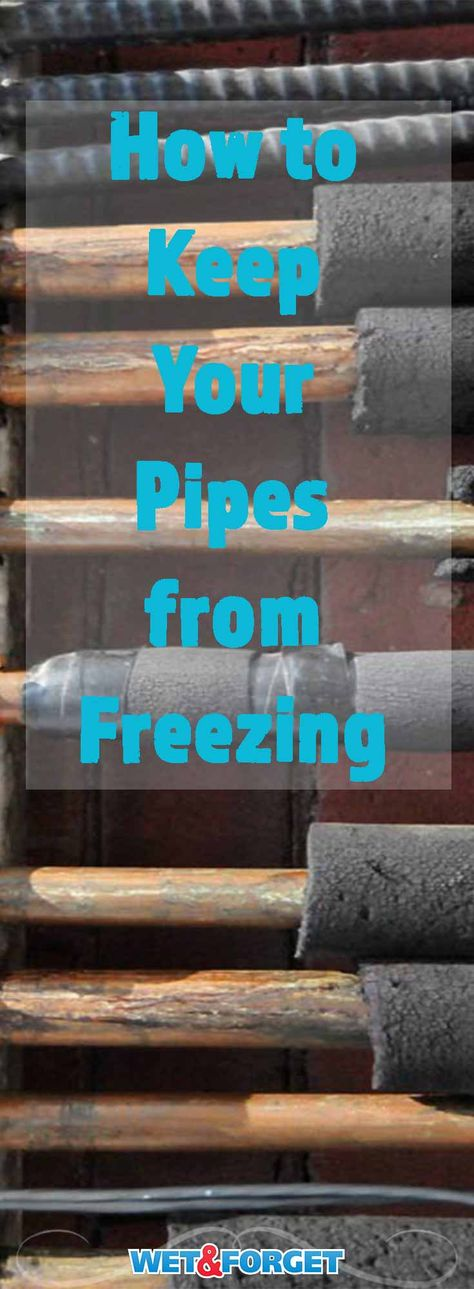 Tips on Protecting Plumbing Pipes from Freezing