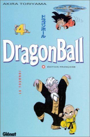 Dragon Ball Tome 4 Le Tournoi Livres A Lire Telechargement Livres En Ligne