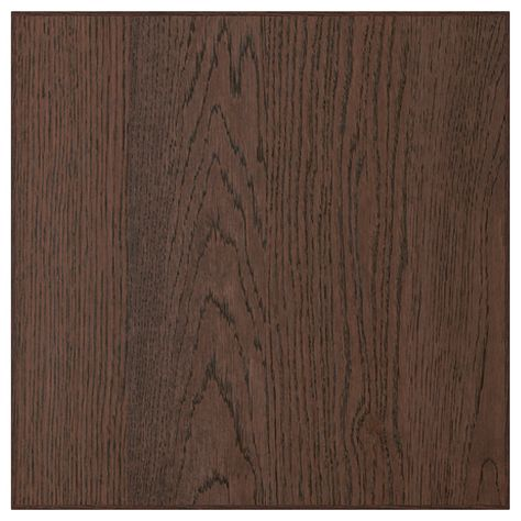 SINARP Drawer front, brown, 40x40 cm - IKEA