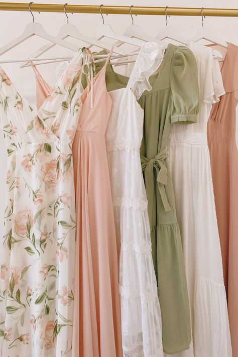 Say hello to perfect dresses for the season! Soft tones and fresh florals in our top-rated styles will land you on the best dressed list. #lovelulus