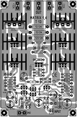 Skema Layout Pcb Power Yiroshi - PCB Circuits