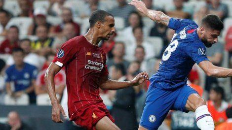 Supercoupe d'Europe : Suivez Liverpool - Chelsea en direct