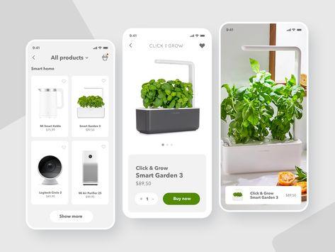 SmartShop📱- Mobile App Store