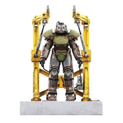 4 Ports Fallout T51 Power Armor /& Cradle USB-Hub