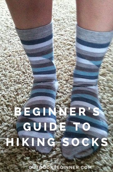 Wearing cotton while hiking is not an option. Check out these quick guide to which socks are your best bet to hit the trail in.