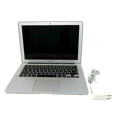 Macbook Air 13 Inch Early 2014 Core I5 1 4ghz 4gb Ram In 2020 Macbook Air 13 Inch Apple Laptop Macbook Air