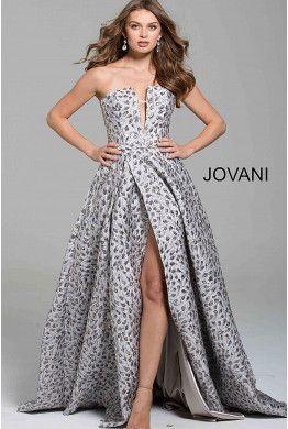 Pin By Riyadhdress Com On Jovani Riyadhdress Com Strapless Evening Dress Prom Dresses Gowns Ball Gowns