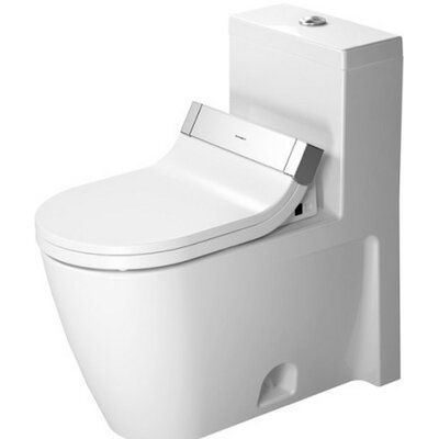 Duravit Starck Het Gb 1 28 Gpf Elongated One Piece Toilet Seat