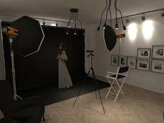 مشروع استديو تصوير فوتوغرافي نسائي مشروع مميز و مربح نظرا لمخرجات المشروع كما جاء في دراسة الجدوى هذه Photography Decor Home Decor
