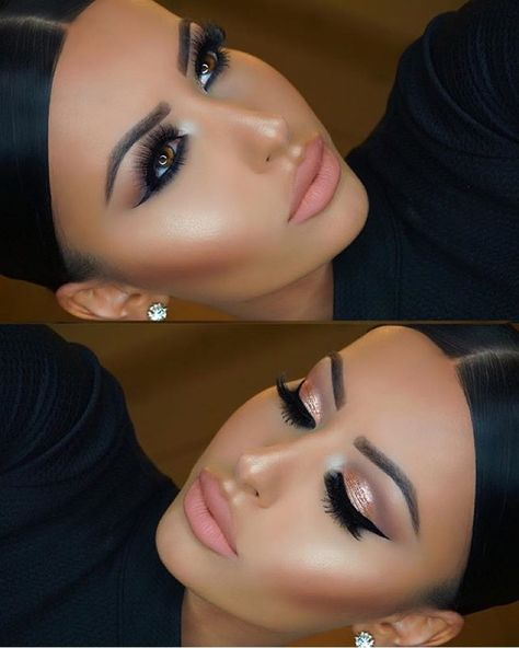 "Beyond beautiful @Amrezy wearing Flutter® Lashes in ""INTOXICATING"" ✨Visit us at FlutterLashes.com✨ by flutterlashesinc http://ift.tt/1SyjaH9"